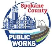 Spokane County Public Works Department Logo