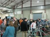 Bike Swap attracts buyers and sellers