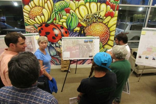 Mica Peak Trail Plan Open House