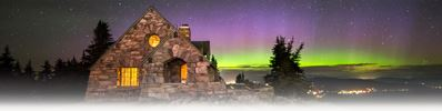 Northern Lights from Vista House by Craig Goodwin (Thumb)