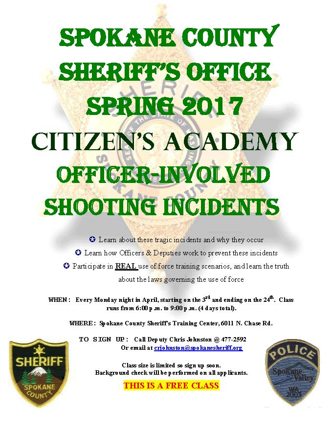 CitizensAcademySpring2017Flier