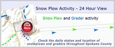 Snow Plow Activity Routes