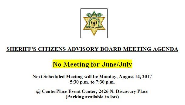 CAB Meeting June-July