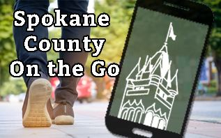 New Mobile App Spokane County On the Go