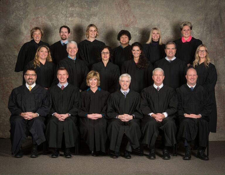 Judges Commissioners Spokane County Wa