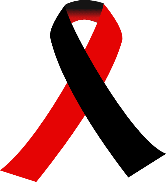 National-day-of-remembrance-for-murdered-victims ribbon