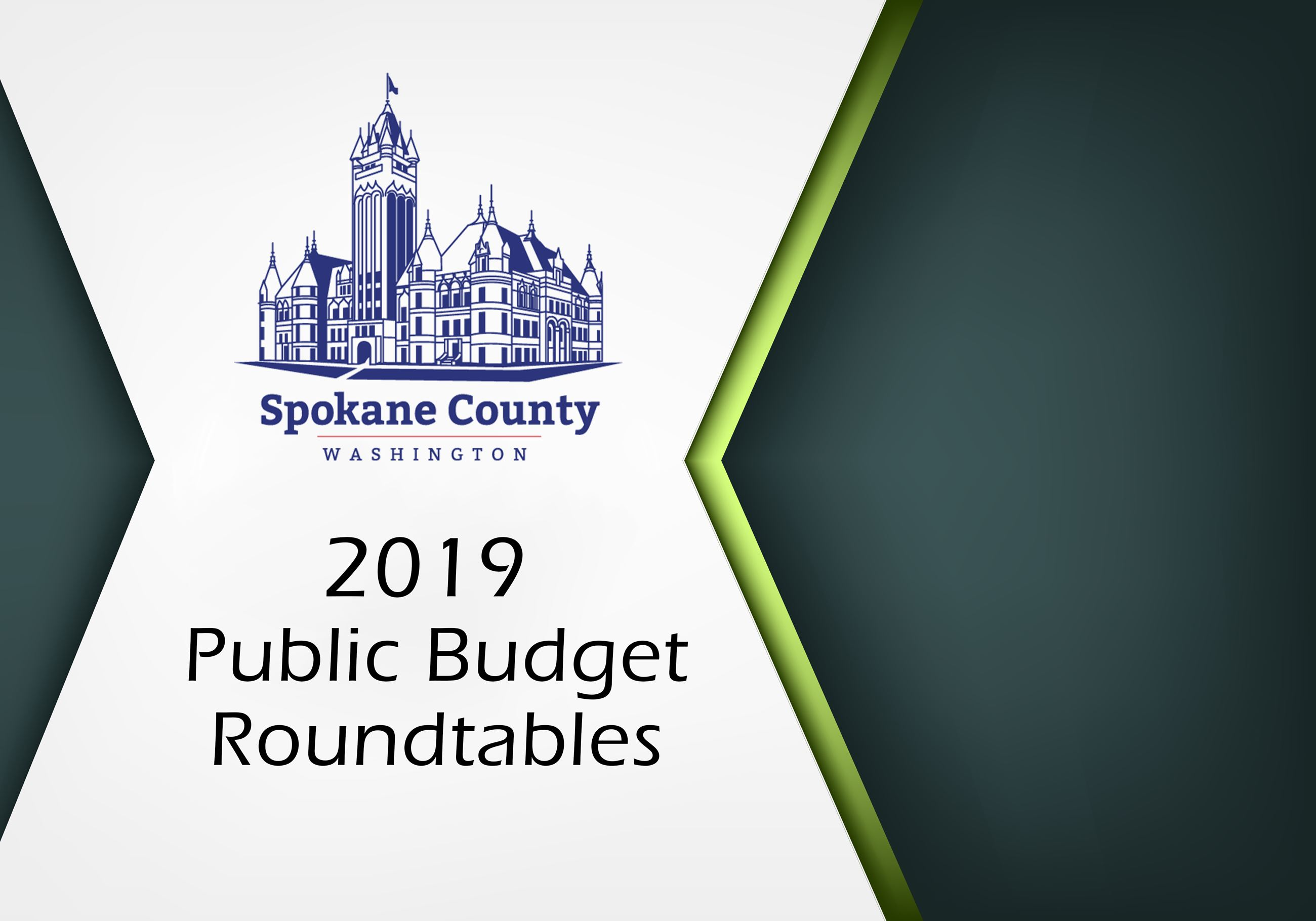 Public Budget Roundtable graphic