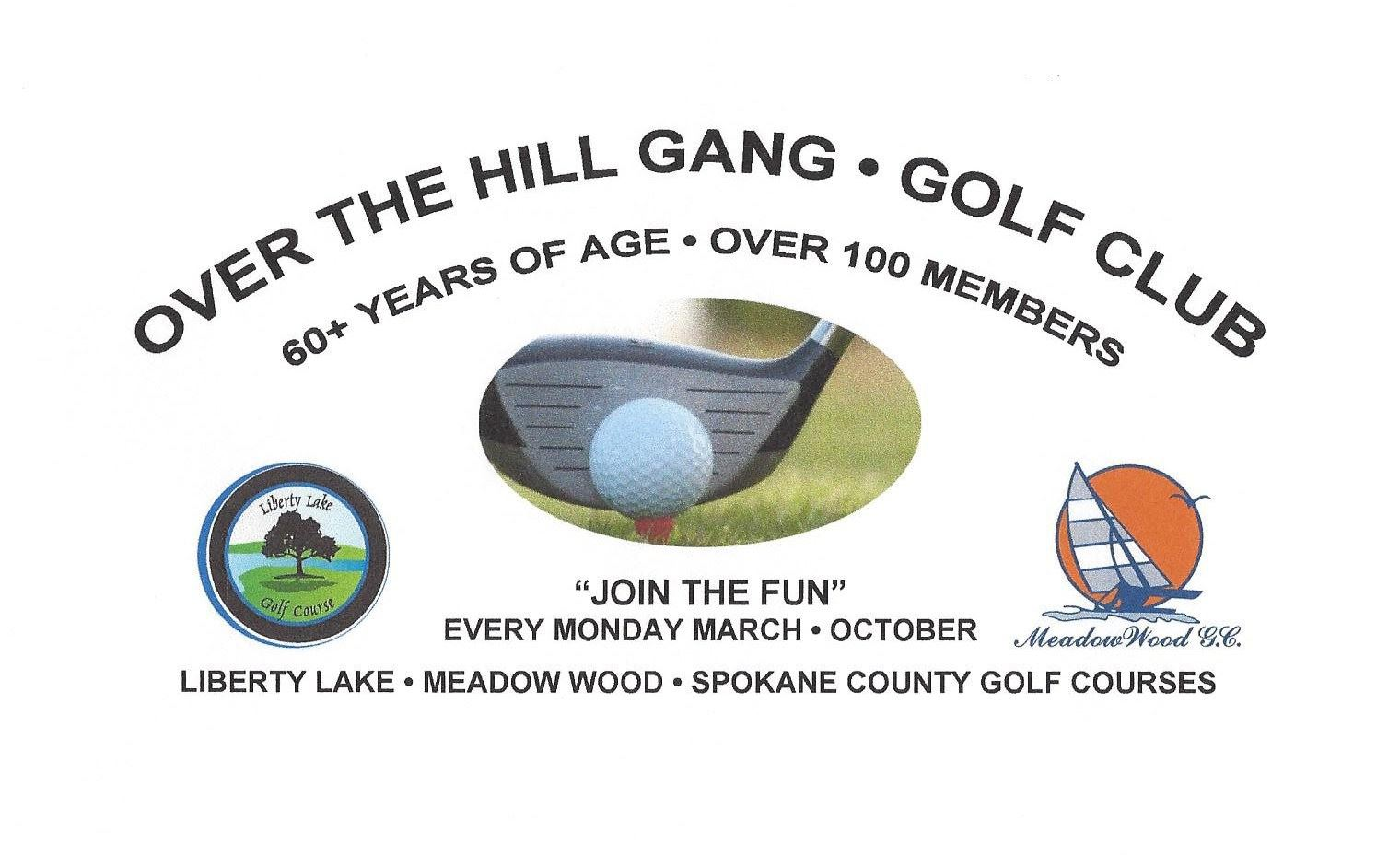 Over the Hill Gang Golf Club