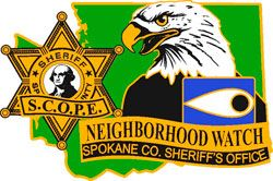 Neighborhood Watch Program Logo