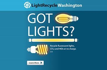 Light Recycle Washington