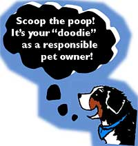 Scoop the poop!