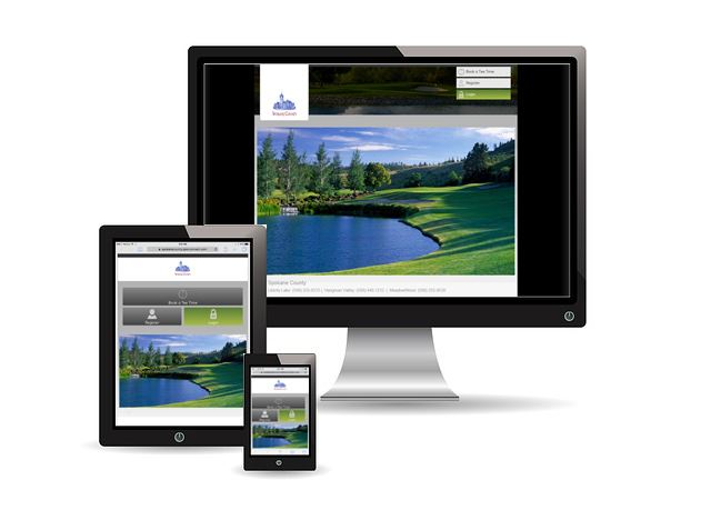 Book a Tee Time on Your PC or Mobile Devices