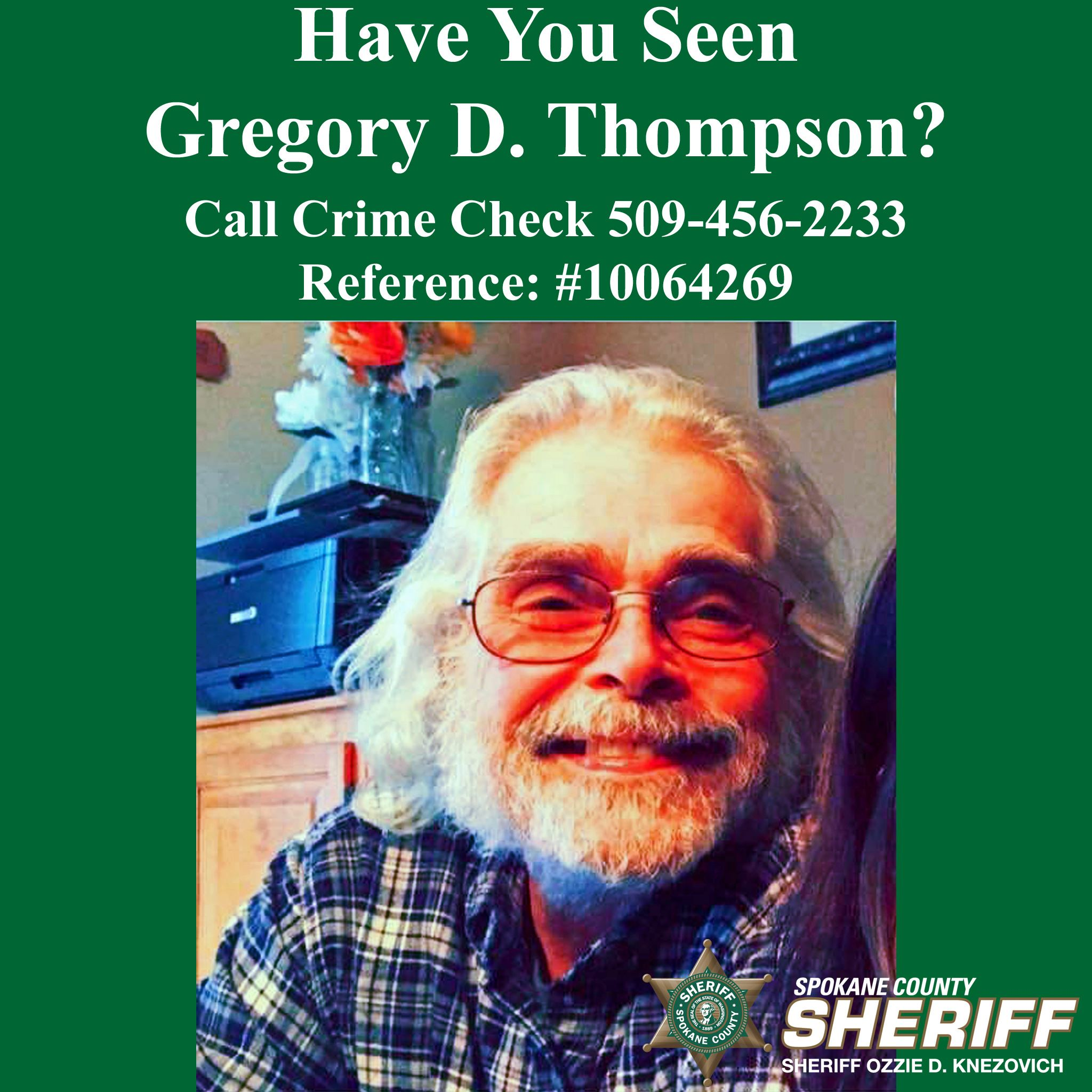 Gregory D. Thompson