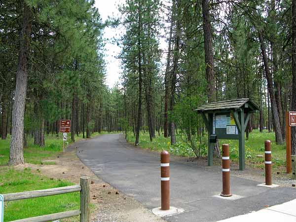 Spokane River Centennial Trail | Spokane County, WA on