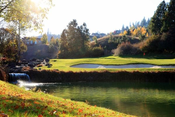 Hangman Valley Signature 11th Hole